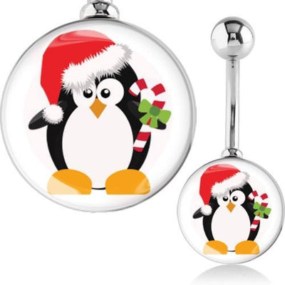 Santa Belly Rings Australia