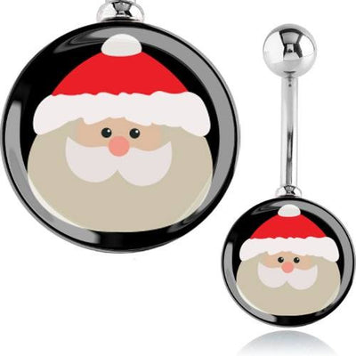 Santa Claus Belly Bars Australia