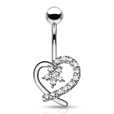 Love Me Now Heart Belly Bar