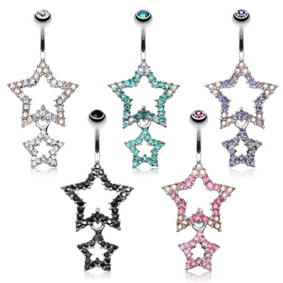 Super Star Belly Bar