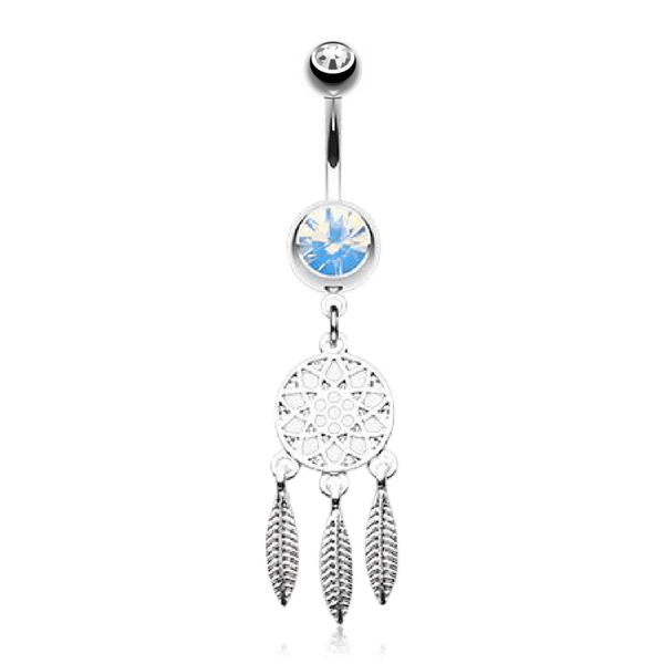 Dream Catcher Belly Button Rings Dream Catcher Belly Button Rings Australia Unique Belly Rings 10