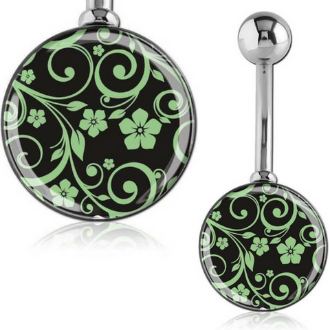 Island Girl Paradise Glow Belly Bar