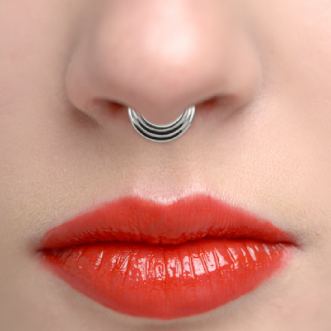 Maria Tash 6.5mm Hiranya Clicker (Septum)