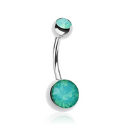 Surgical Steel Belly Bar