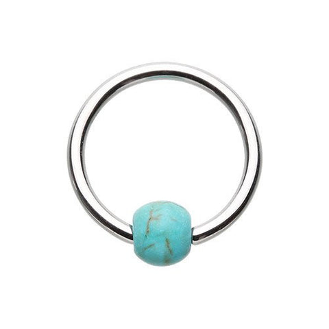 Turquoise Gemstone Body Jewellery