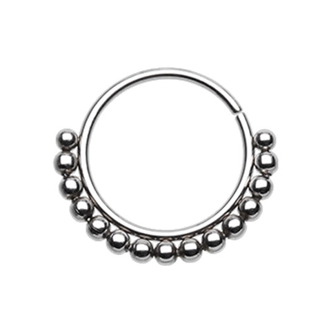 Bali Ball Surgical Steel Nose Ring
