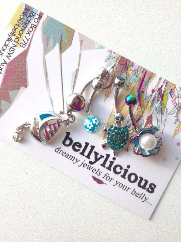 bellylicious Haul Pic Courtesy of Charlotte Jan 2016 - Instagram @bellyliciousbellyrings