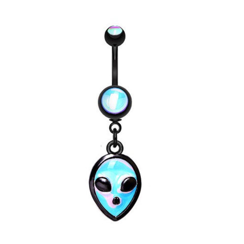 Revo Alien Belly Ring