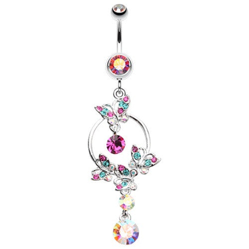 The Butterfly Circuit Belly Bar