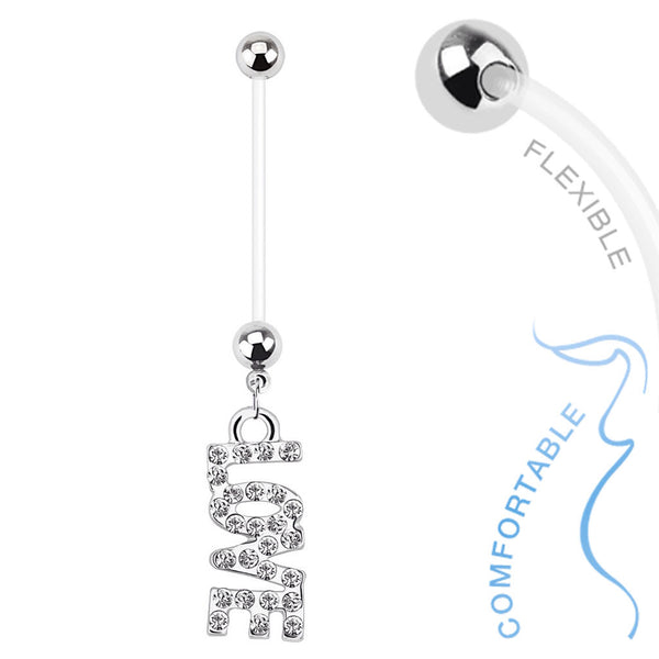 Love Charm Maternity Belly Bar