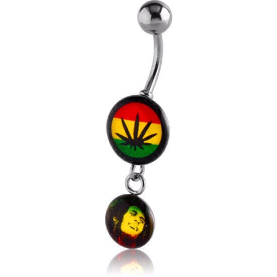 Pot Belly Button Rings Australia