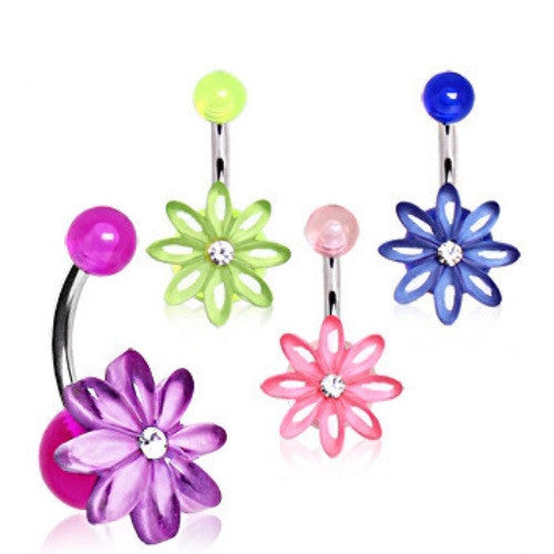 Flower Belly Bars