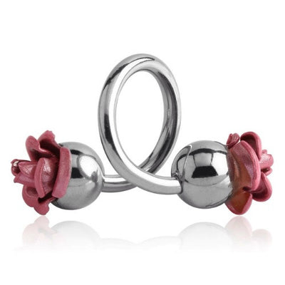 Immortal Rose Twistie Belly Ring