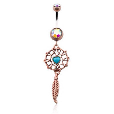 Boho Dream Catcher Belly Bars