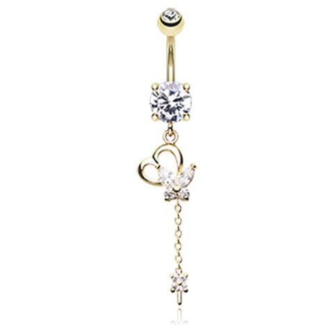 Butterfly Belly Bars