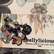 @sarah_jayne_ bellylicious babe haul pic - May 2015. Instagram @bellyliciousbellyrings