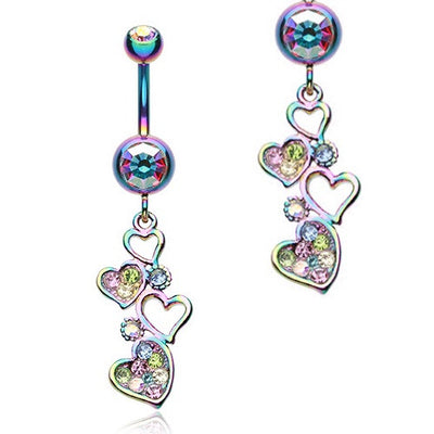 Romantic Love Belly Bars Australia
