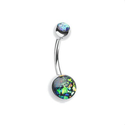 Black Opal Steel Belly Bar