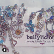 bellylicious babe @mariekamillsxoxo - Instagram your pic to @bellyliciousbellyrings
