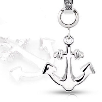 Anchor Hanger Charm