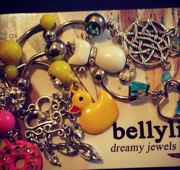 @milzy_hall bellylicious babe haul pic - May 2015. Instagram @bellyliciousbellyrings