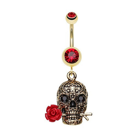 Shop Skull Navel Rings Australia