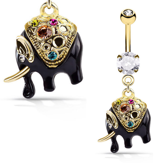 Balinese Elephant Belly Bar