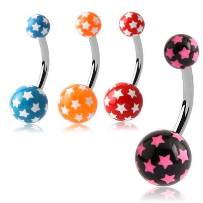 Shop Acrylic Belly Rings