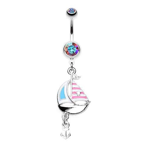 Beach Themed Navel Rings Australia