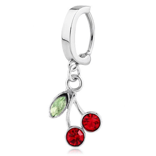Belly Huggy Clasp - Snap Lock Belly Ring