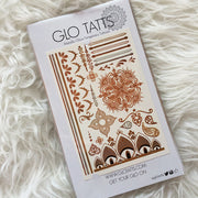 GLO TATTS® Mehndi Pack