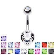 Basic 316L Surgical Steel Belly Bars