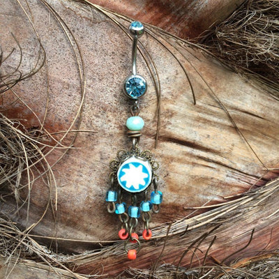 Boho Belly Button Rings