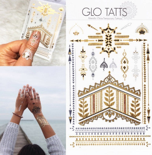 Glo Tatts Australia Belly Rings
