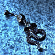 Snake Belly Rings