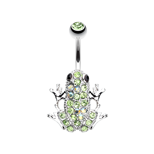 Frog Belly Bar Frog Belly Button Rings Bellylicious