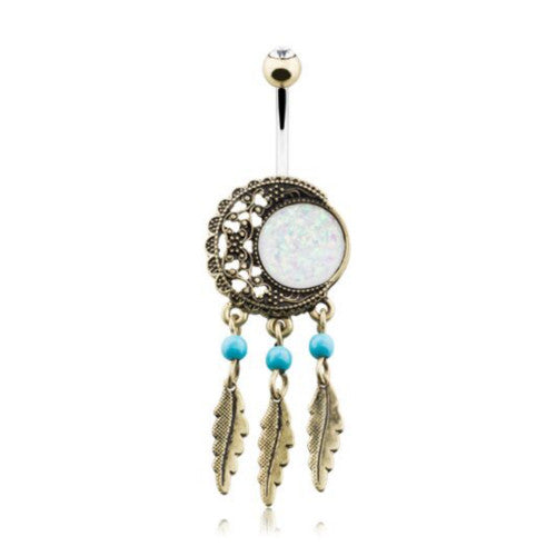 Bali Belly Rings