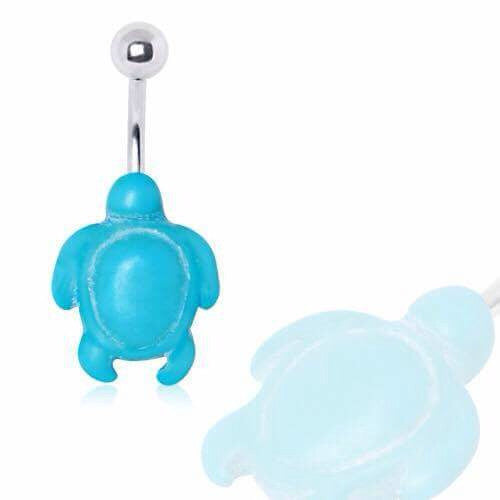 Sea Turtle Belly Button Jewellery