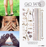 GLO TATTS® Tikka Pack