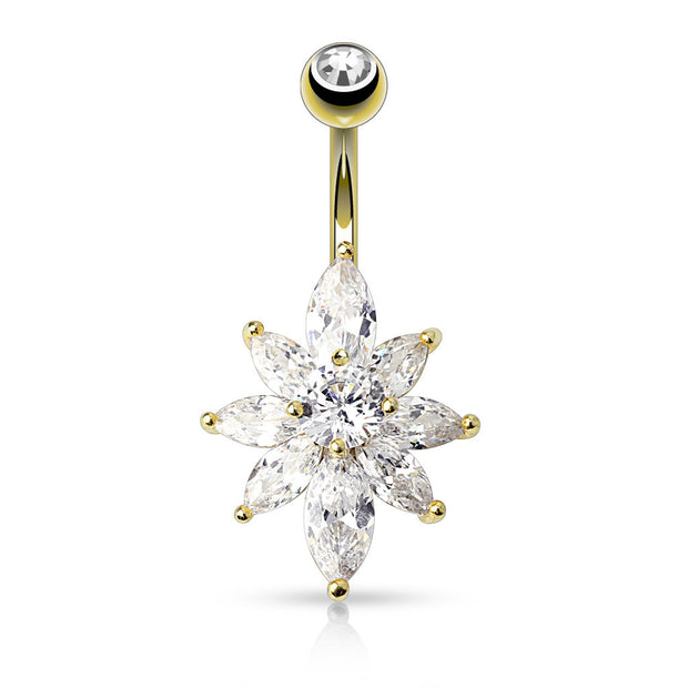 Glamorous Belly Button Rings