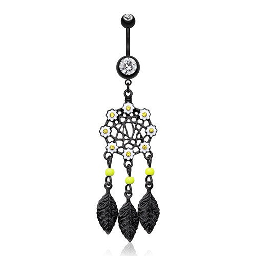 Buy Long Dangling Belly Rings Australia