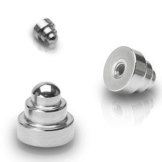 Dumbbell Top Ball Body Jewellery Parts