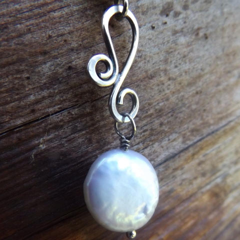 Sterling Silver Belly Bar
