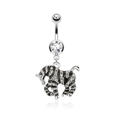 Jewelled Zebra Belly Bars