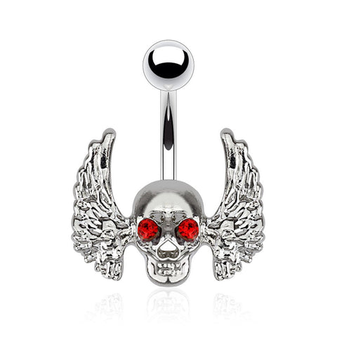 Skull Belly Rings Australia