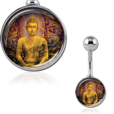 Buddha Belly Ring
