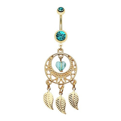 Dream Catcher Belly Rings Australia