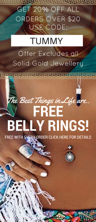 Belly Bars. Get 20% off Use Code:Tummy. Belly Rings. Navel Piercing Jewellery