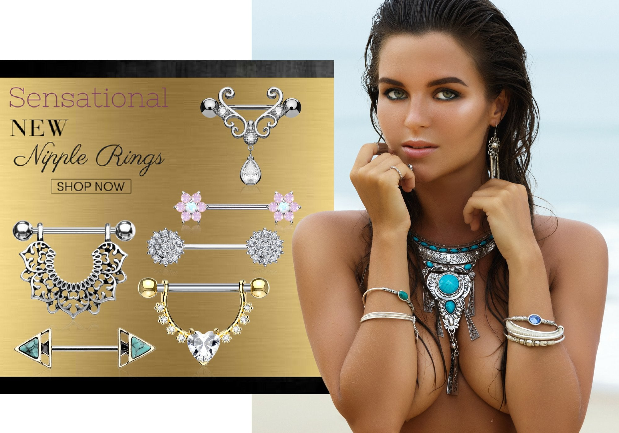 Buy Belly Rings Australia - bellylicious Belly Rings