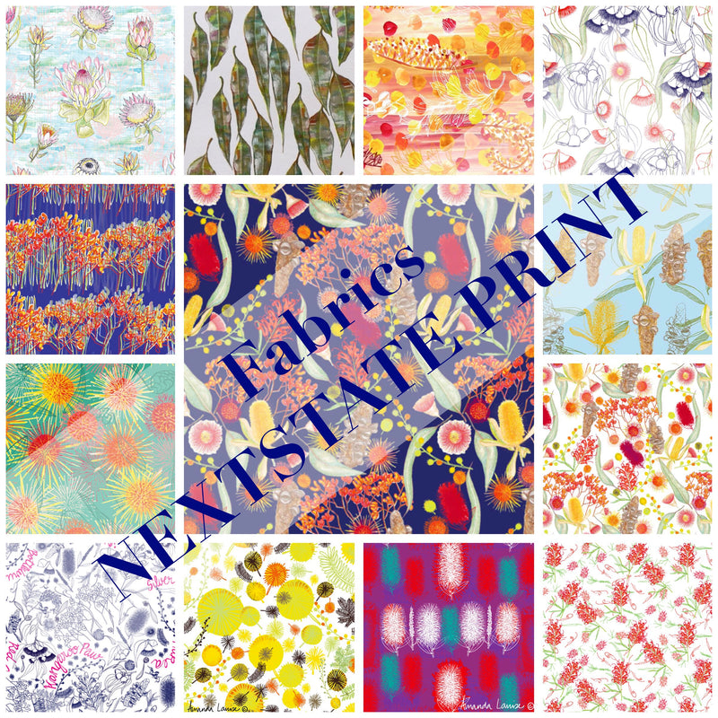 Paprly Fabric collection is here!